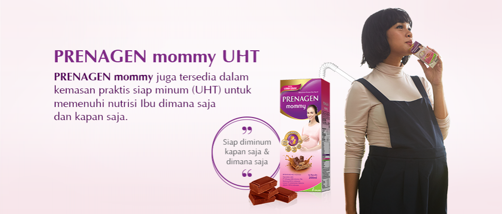 PRENAGEN Mommy UHT