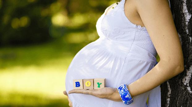 SYMPTOMS OF A BABY BOY