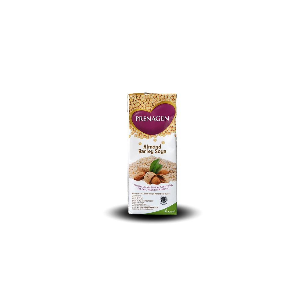 PRENAGEN UHT Almond Soya