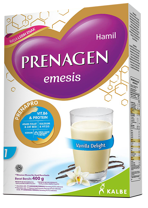 PRENAGEN mommy emesis