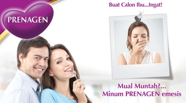 Cara Mengatasi Mual dan Muntah di awal kehamilan