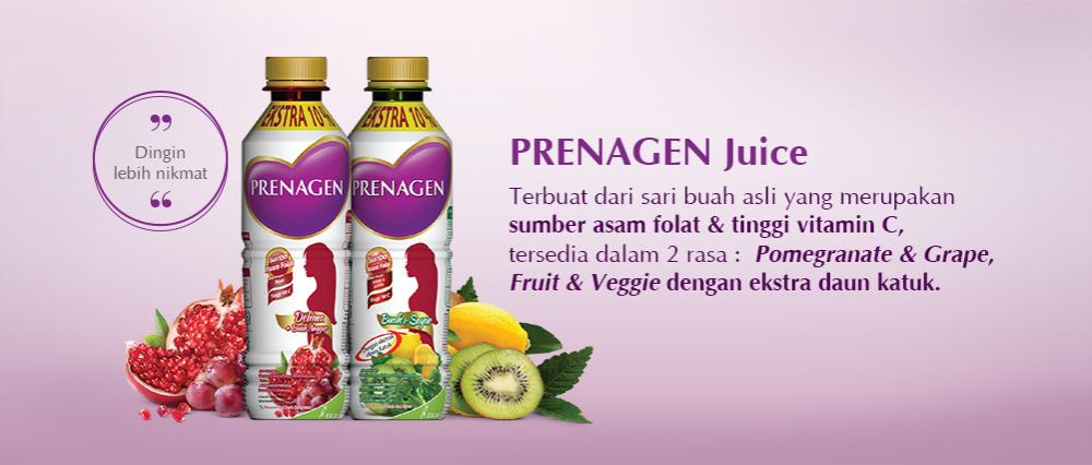 PRENAGEN Juice