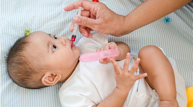 Cara Mengeluarkan Dahak pada Bayi dengan Aman